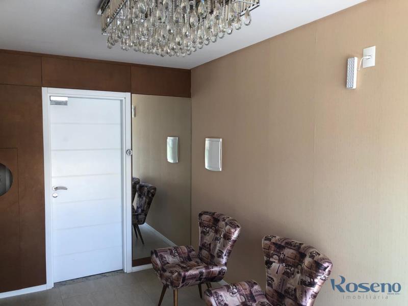 Apartamento Codigo 78 para Alugar para temporada no bairro Palmas na cidade de Governador Celso Ramos Hall de entrada