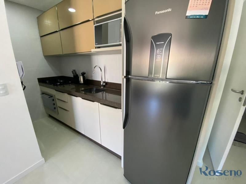 Apartamento Codigo 51468 para Alugar para temporada no bairro Palmas na cidade de Governador Celso Ramos Cozinha