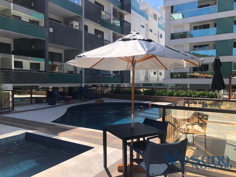 Apartamento Codigo 106 para Alugar para temporada no bairro Palmas na cidade de Governador Celso Ramos Piscina