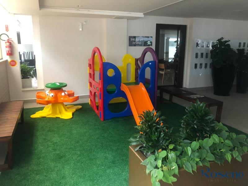 Apartamento Codigo 106 para Alugar para temporada no bairro Palmas na cidade de Governador Celso Ramos Playground