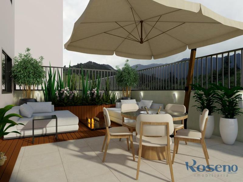 Apartamento Codigo 202 a Venda no bairro Palmas na cidade de Governador Celso Ramos Gênova Residence