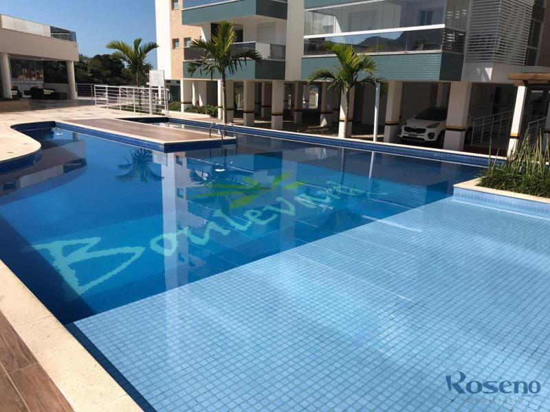 Apartamento Codigo 59 para Alugar para temporada no bairro Palmas na cidade de Governador Celso Ramos piscina