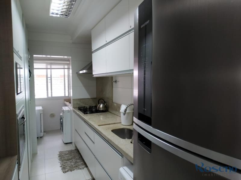 Apartamento Codigo 59 para Alugar para temporada no bairro Palmas na cidade de Governador Celso Ramos cozinha