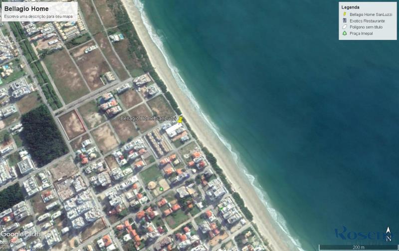 Apartamento Codigo 156 a Venda no bairro Palmas na cidade de Governador Celso Ramos Bellagio Home