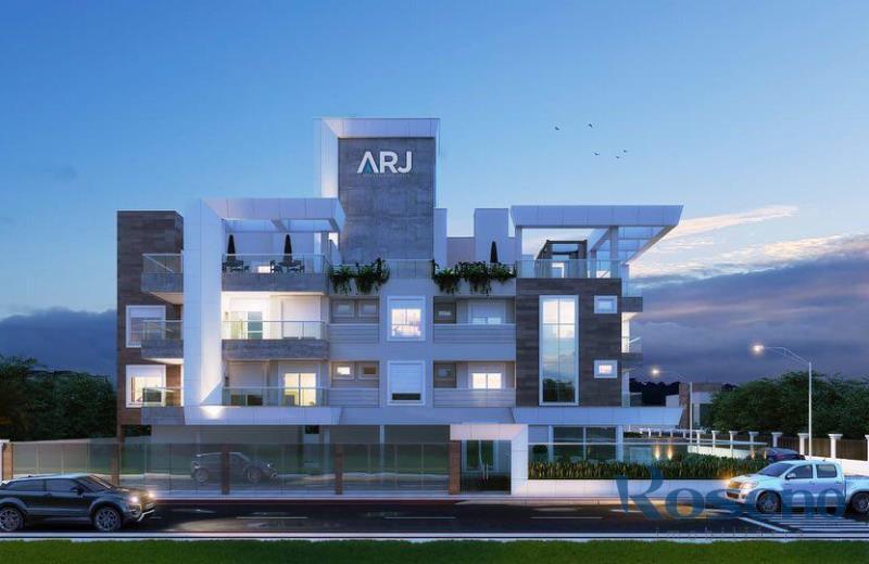 Apartamento Codigo 170 a Venda no bairro Palmas na cidade de Governador Celso Ramos Allure Fachada Notura