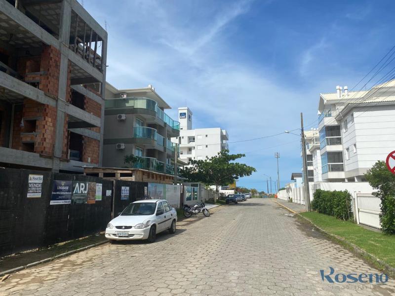 Rua de acesso a praia lado Sul