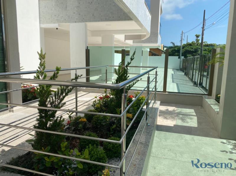 Apartamento Codigo 165 a Venda no bairro Palmas na cidade de Governador Celso Ramos Infinity Residence entrada