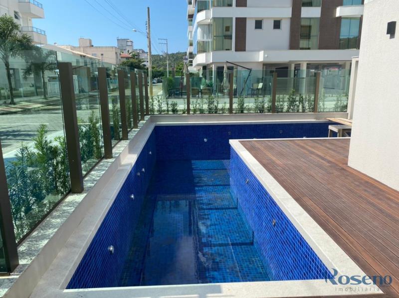 Apartamento Codigo 165 a Venda no bairro Palmas na cidade de Governador Celso Ramos Infinity Residence piscina