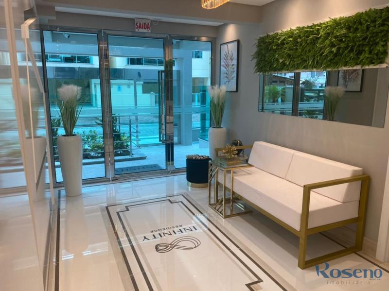 Apartamento Codigo 165 a Venda no bairro Palmas na cidade de Governador Celso Ramos Infinity Residence hall de entrada