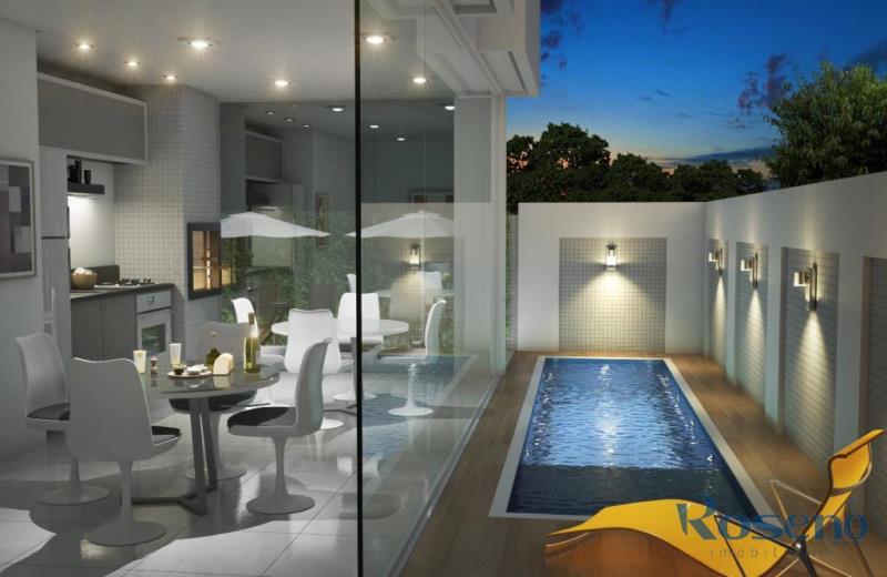 Apartamento Codigo 164 a Venda no bairro Palmas na cidade de Governador Celso Ramos Belvedere Residence