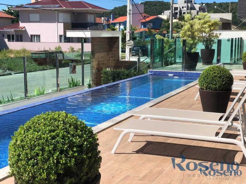 Apartamento Codigo 185 a Venda no bairro Palmas na cidade de Governador Celso Ramos Atlântico Residencial piscina