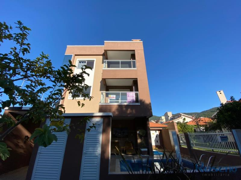 Apartamento Codigo 172 a Venda no bairro Palmas na cidade de Governador Celso Ramos Residencial DuArvoredo fachada