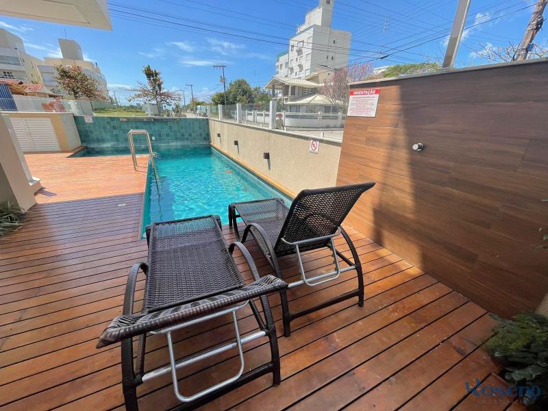 Apartamento Codigo 43 para Alugar para temporada no bairro Palmas na cidade de Governador Celso Ramos Piscina