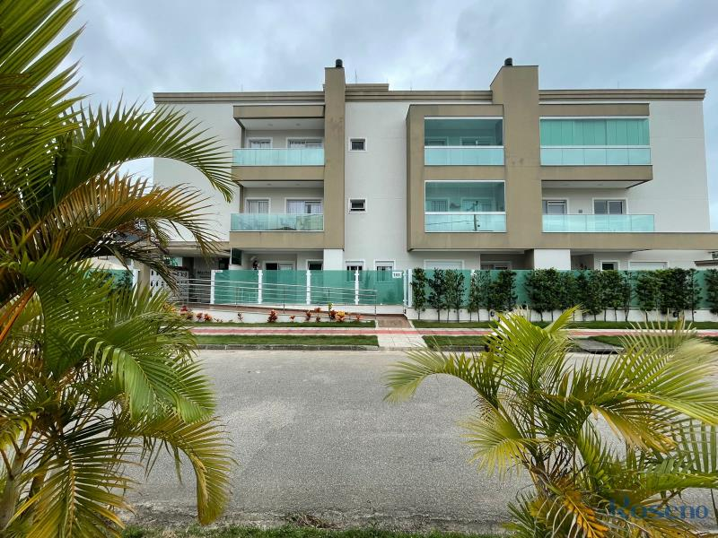Apartamento Codigo 103 para Alugar para temporada no bairro Palmas na cidade de Governador Celso Ramos Fachada