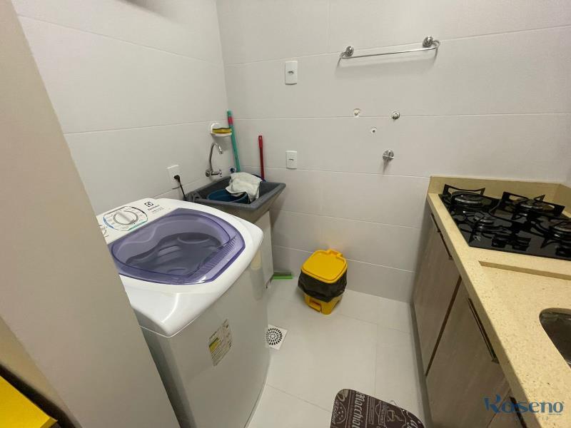 Apartamento Codigo 103 para Alugar para temporada no bairro Palmas na cidade de Governador Celso Ramos Lavvanderia