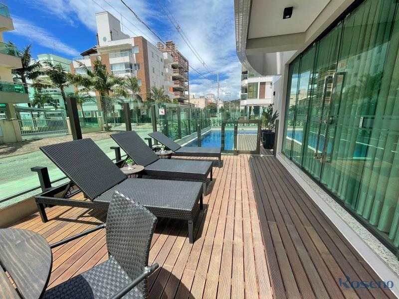 Apartamento Codigo 62 para Alugar para temporada no bairro Palmas na cidade de Governador Celso Ramos Piscina